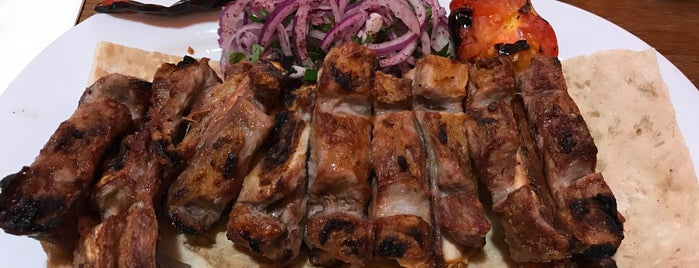 Adana Grillhaus is one of Berlin food.