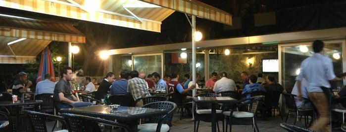 Gülistan cafe is one of SÜRÜCÜ KURSU http://www.ozsagyildirim.com/.