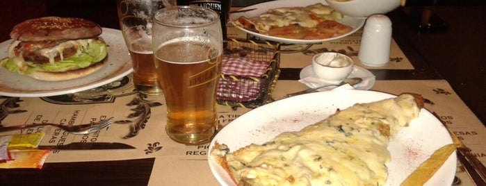 Cerveceria Elfen is one of Locais curtidos por Gabriel.