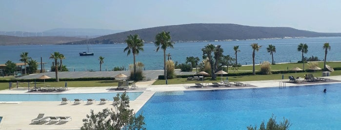 Porto Beach Resort Exclusive is one of Alaçatı Beach Bebek Dostu.