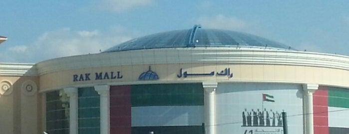 RAK Mall is one of Posti che sono piaciuti a George.