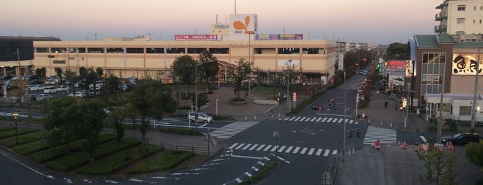 Higashi-Washinomiya Station is one of Locais curtidos por Masahiro.