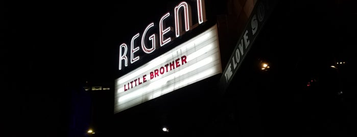The Regent Theater is one of Jasonさんのお気に入りスポット.