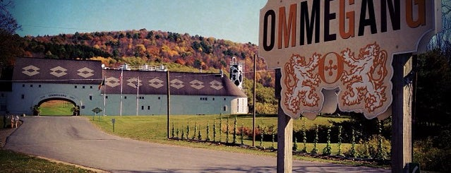 Brewery Ommegang is one of Breweries USA.