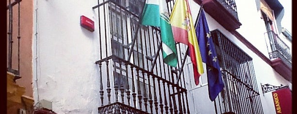 Hotel Abanico is one of Orte, die Ines gefallen.