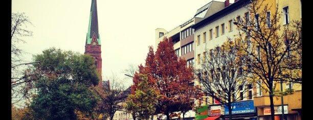 Turmstraße is one of Orte, die Jakob gefallen.