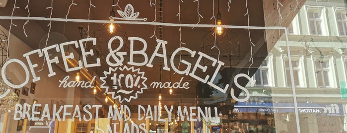 Bagel Lounge is one of CZ.