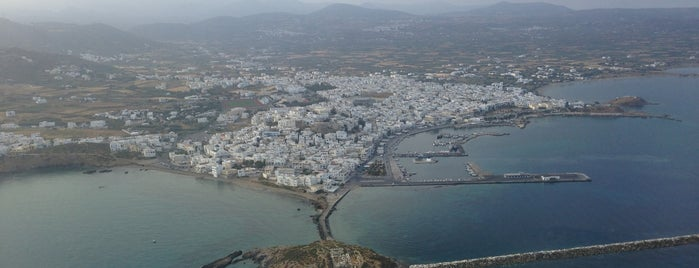 Naxos National Airport (JNX) is one of Tips To Add.