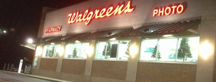 Walgreens is one of Chrissy's Liked Places.