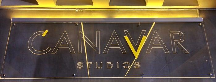 Canavar Stüdyo is one of Lieux qui ont plu à Bike.