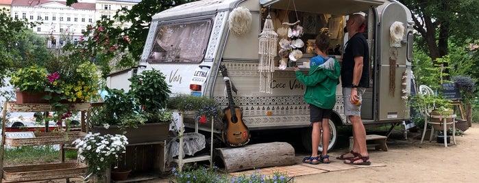 Coco Van by Coffee Corner is one of Praha.