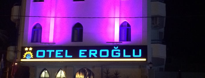 Otel Eroglu is one of Locais curtidos por Salim.