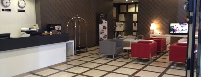 Bika Suites Istanbul is one of AngelOFFkaさんの保存済みスポット.