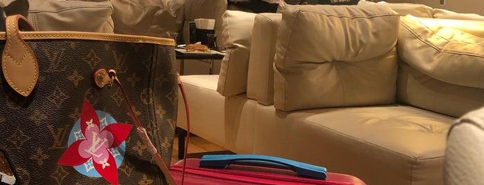 THY Domestic CIP Lounge is one of Lugares favoritos de ZxZ.