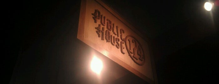 Public House 124 is one of Alex 님이 좋아한 장소.