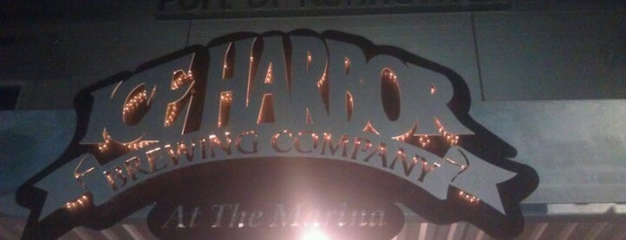 Ice Harbor Brewing Co. is one of WABL Passport.