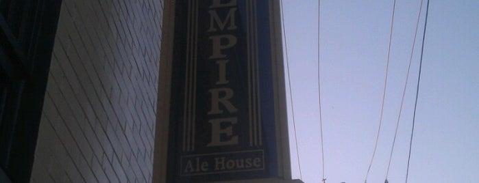 Empire Ale House is one of Lieux qui ont plu à Karie.