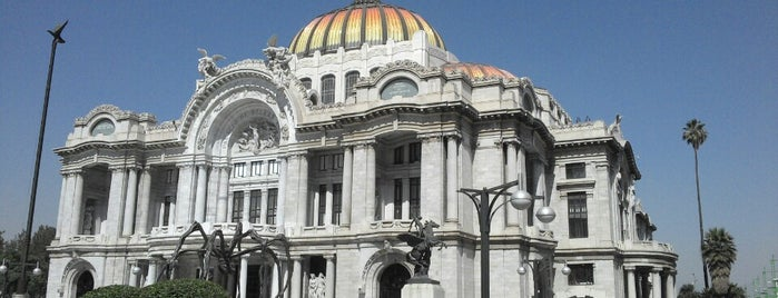 Top 10 favorites places in Mexico City, Mexico