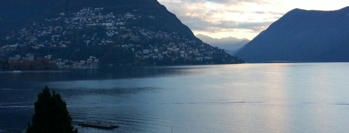 Hotel Splendide Royal Lugano is one of the world's best restaurants.