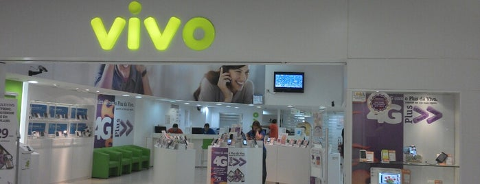 Vivo is one of Curitiba.