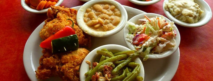 Hoover's Cooking is one of Best of Austin Food Tour.