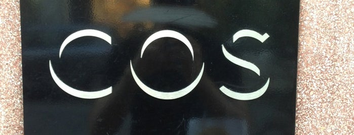 COS is one of Paris.