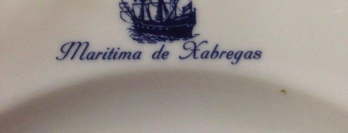 Marítima de Xabregas is one of A ir.