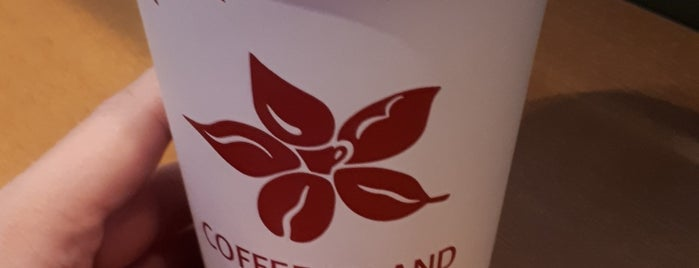 Coffee Island is one of Panagiotis'in Beğendiği Mekanlar.