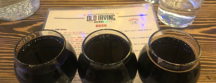 Old Irving Brewing Co. is one of Chicago.