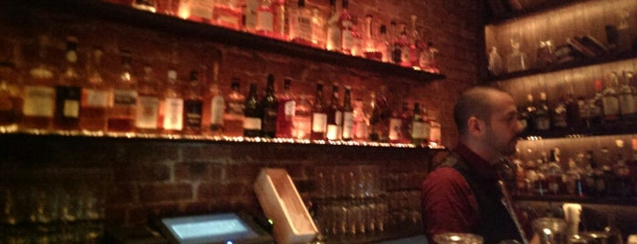 Bourbon & Branch is one of Boozin'.