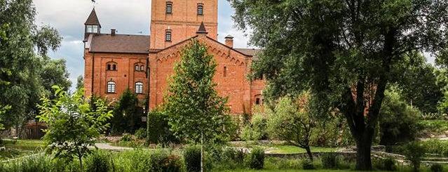 Замок Радомиcль / Radomysl Castle is one of план відвідати.