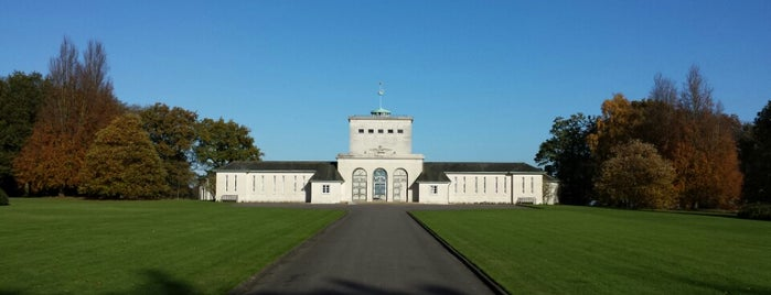 Runnymede Airforce Memorial is one of Days Out.