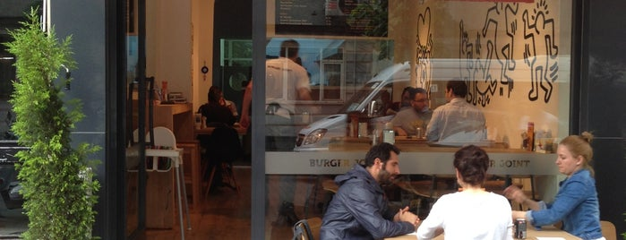 Burger Joint is one of Istanbul Avrupa.