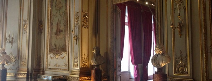 Musée Jacquemart-André is one of Museen.