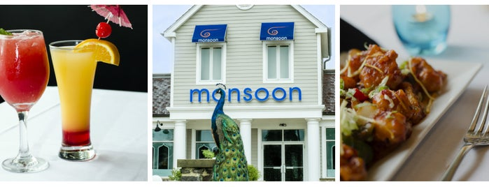 Monsoon Fine Indian Cuisine is one of Tempat yang Disukai Joe.