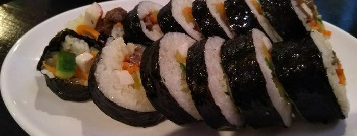 Бивон / 비원 is one of My Piter: Food.