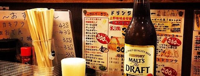 笑和酒場 is one of 神輿で訪れた場所-1.