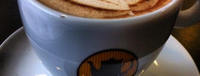 Bello Caffé is one of CWB - Cafés.