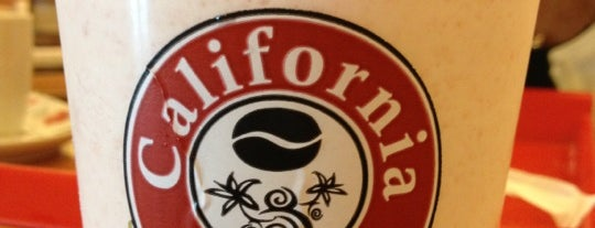 California Coffee is one of Marcello Pereira 님이 좋아한 장소.