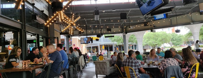 Culinary Dropout is one of Austin Eateries.