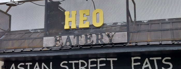 Heo Eatery is one of Travel To Austin, Texas.