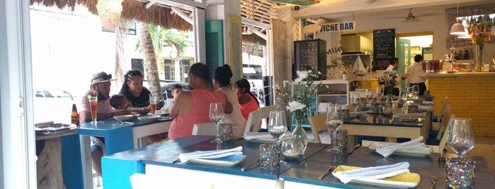 Restaurante El Muelle is one of playa de carmen.