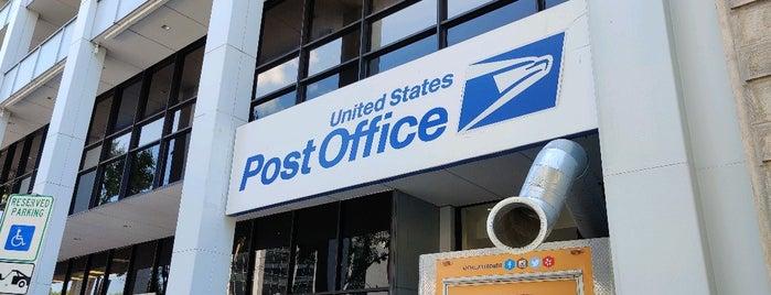 US Post Office is one of Orte, die Kristy gefallen.