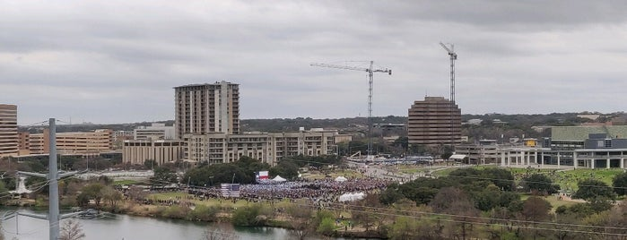 Rooftop Garden is one of Austin - CHECK!.