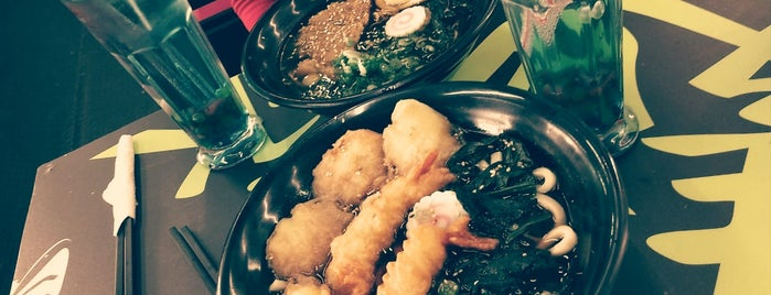 Wasabi Fish is one of Tempat yang Disimpan Oscar.