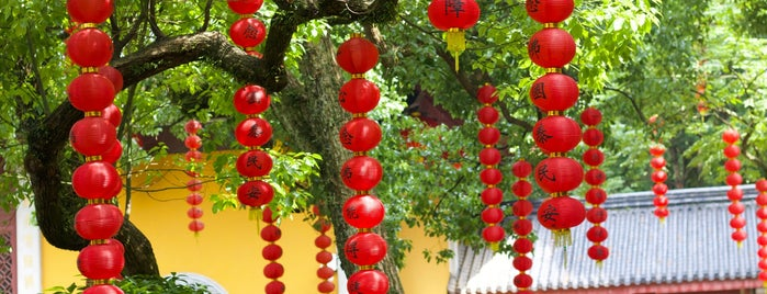 上天竺法喜讲寺 is one of Tempat yang Disukai Jingyuan.