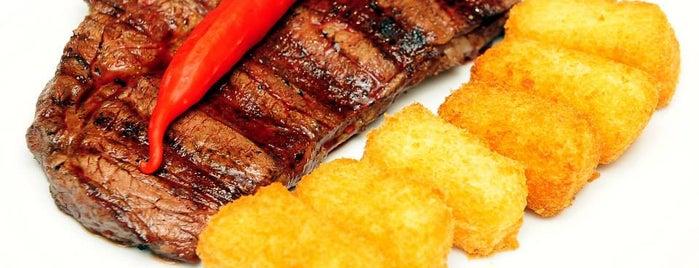 La Grelha is one of Locais Preferidos Fly Burgers.