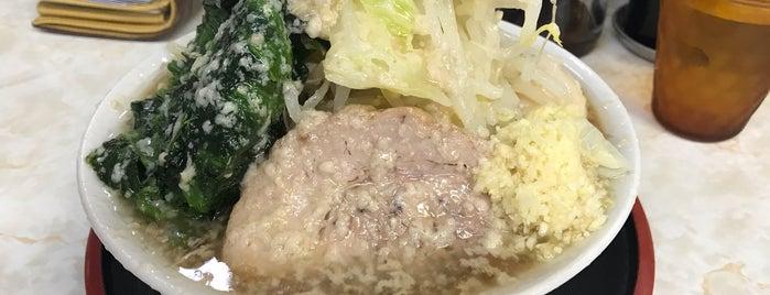 麺屋 みのわ is one of 麻生区多摩区の ラーメン。.