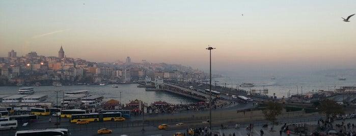 Hamdi Restaurant Eminönü is one of Istanbul'da Manzara.