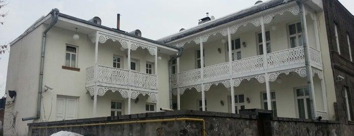 Kar's Otel is one of Küçük ve Butik Oteller Türkiye.